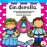 Cinderella (Sight Word Emergent Reader, Teacher Lap Book, and Picture Cards)