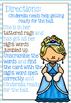 Cinderella Sight Word Unscramble