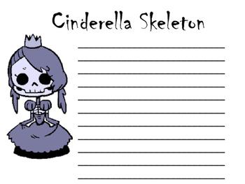 Cinderella Skeleton Summary