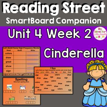 Cinderella SmartBoard Companion Common Core 1st Grade