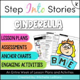 Cinderella Step Into Stories