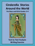 Cinderella Stories Around the World For Boys and Girls Grades 3 - 4
