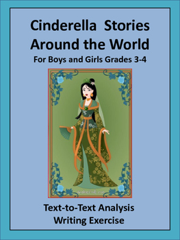 Cinderella Stories Around the World For Boys and Girls Grades 3 - 4