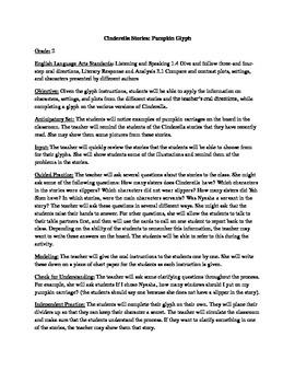 Cinderella Stories Glyph