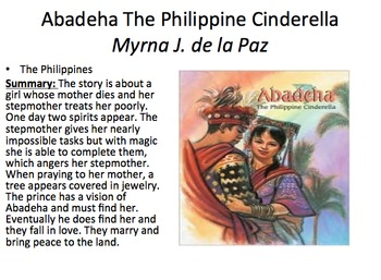 Cinderella Stories from Around the World