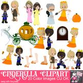 Cinderella Story Clip Art - Fairytale Clipart Images