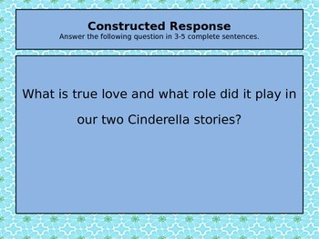 Cinderella Story Comparison of Ashenputtal and Yeh-Shen PowerPoint