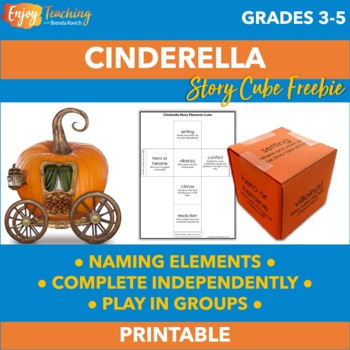 Cinderella Story Elements Cube