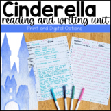 Cinderella Story Elements - Reading and Writing Unit
