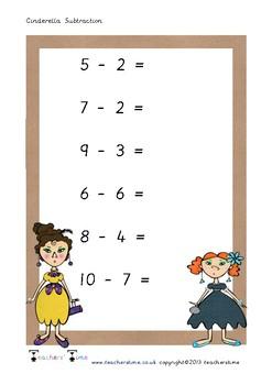 Cinderella Subtraction