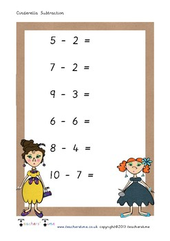 Cinderella Subtraction
