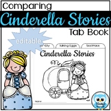 Cinderella Tab Book - Comparing Different Versions of a Po