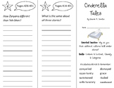Cinderella Tales Trifold - Open Court 2nd Grade Unit 6 Lesson 4