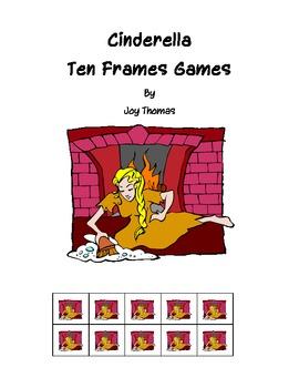 Cinderella Ten Frames Games