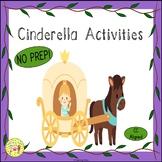 Cinderella Activities