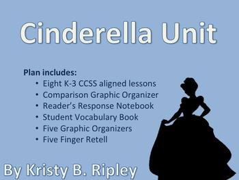 Cinderella Unit Bundle {CCSS aligned across K-3}