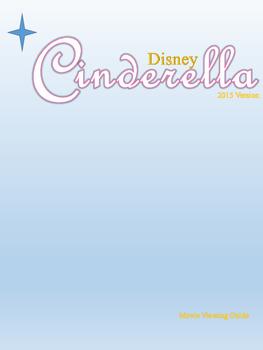 Cinderella Viewing Guide (Disney's 2015 Version)