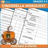 Cinderella Webquest: Reading, Analyzing, and Writing Cinderella Stories