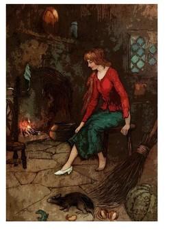 Cinderella Word Search and Color Activity