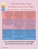 Cinderella and Naomi Leon Writing Prompts