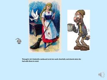 Cinderella - power point presentation