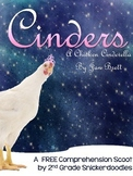 Cinders: A Chicken Cinderella FREEBIE
