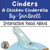 Cinders A Cinderella Story Interactive Read Aloud