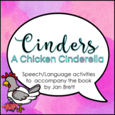 Cinders (Speech Therapy Book Companion)