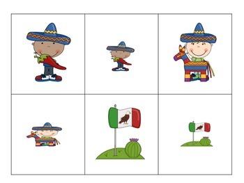 Cinco De Mayo: Language Activities