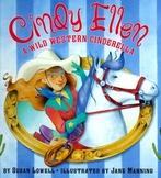 Cindy Ellen: A Wild Western Fairy Tale- Fractured Fairy Tale graahic organizer