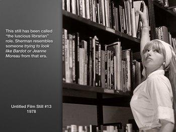 Cindy Sherman - Photography - Conceptual - Performance - Art - 192 Slides