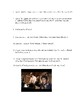 Cinema Paradiso - Worksheets/Lessons for MS and HS students