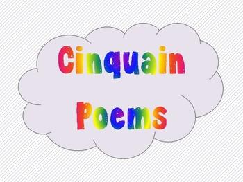 Cinquain Poem Powerpoint