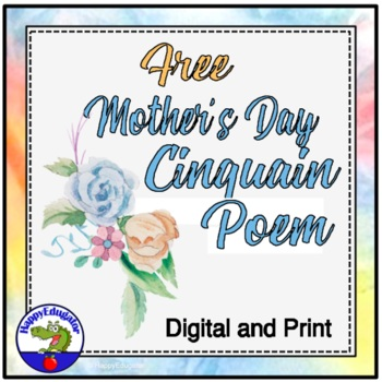 Mother's Day Free Cinquain Poem
