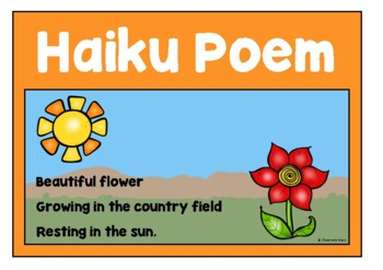 Cinquains and Haikus