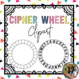 Cipher Wheel Clipart