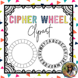 Cipher Wheel Clipart