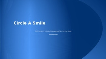 Circle A Smile Presentation