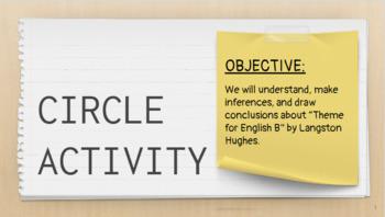 Circle Activity