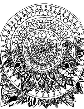 Circle Art Fun!