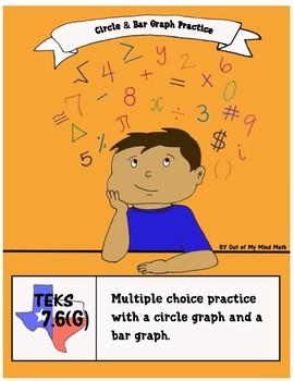 Circle & Bar Graph Practice