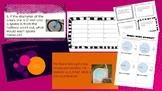 Circle Bundle- Radius, Diameter, and Circumference- Distance Learning