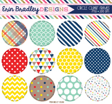 Circle Clipart - Craft Collection