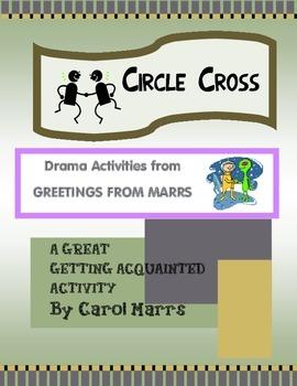 Drama Game-Circle Cross