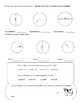 Circle, Cylinder, Cone, Sphere Review Sheet with Answer Sheet