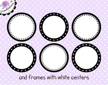 Circle Digital Frame Collection 2