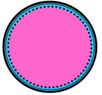 Circle Displays - Editable