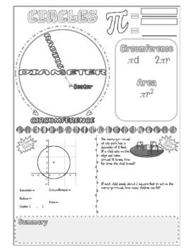 Circle Doodle Notes
