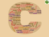 "Circle-ELD Letter ""C"""