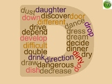 "Circle-ELD Letter ""D"""